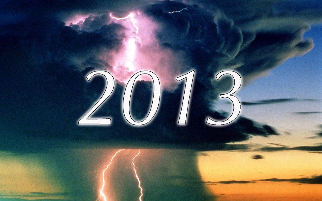 Visão Astrológica – 2013 – Tempestade e Luz