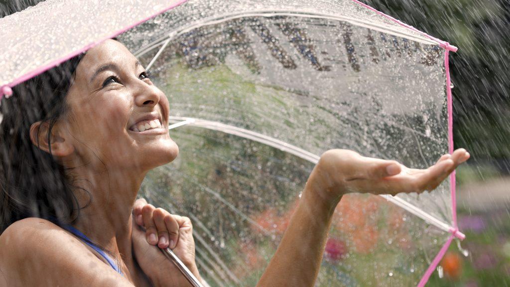 Smile-Raining