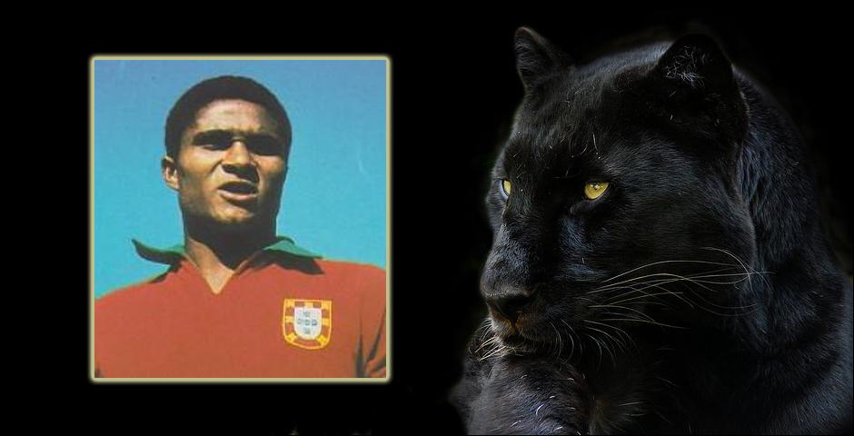 Eusébio –  Sob o Signo da Pantera Negra
