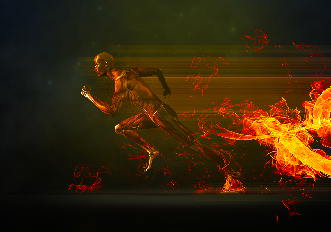 Running-Fire-Curto