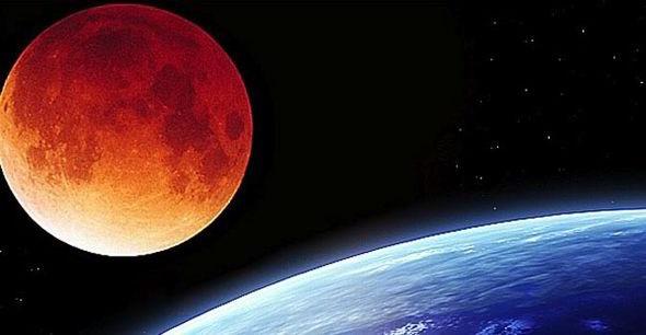 Eclipse Lunar – Abril 2014 – Triunfo de Vénus