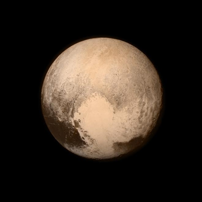 No Coração de Plutão – Visão Astrológica