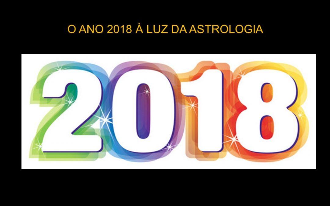 O Ano 2018 – à Luz da Astrologia